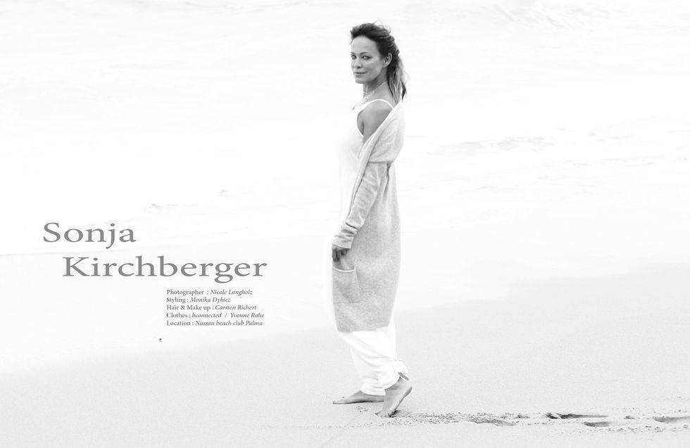OM MAGAZINE - SONJA KIRCHBERGER / PHOTOGRAPHER NICOLE LANGHOLZ